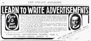Learn to write Advertisements